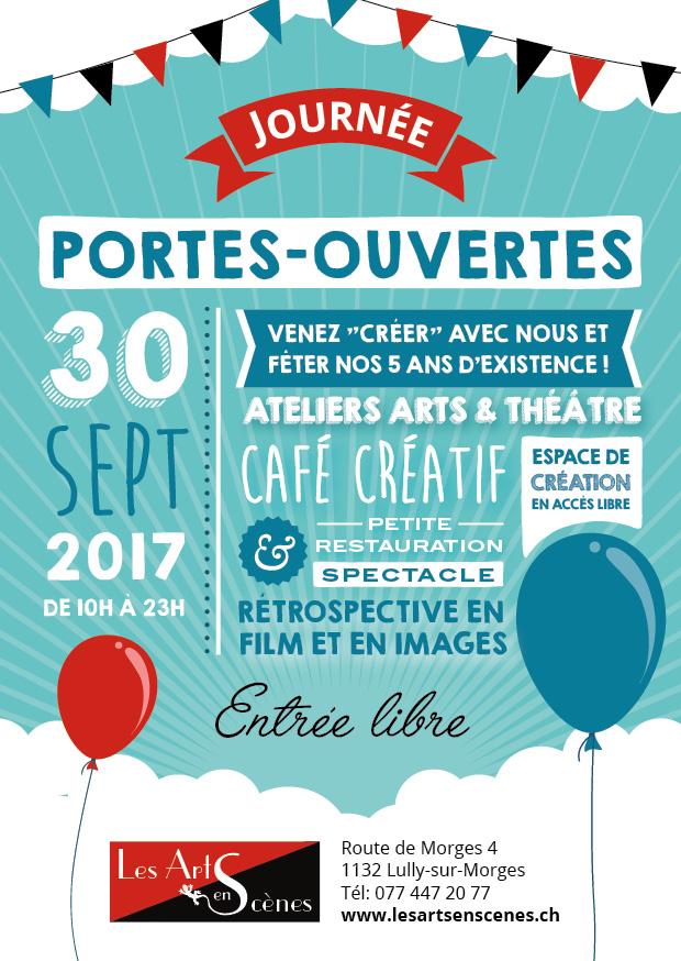 Journée d'inauguration à Les Arts en Scènes